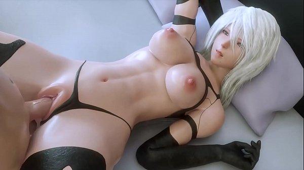 Best 3D Porn Overwatch/Nier/The Witcher/Fortnite
