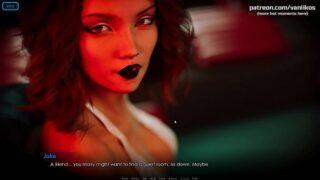 City of Broken Dreamers – Fit Asian teen creampied on her boss's desk
